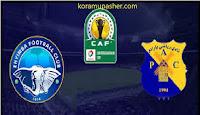 موعد مباراة بارادو الجزائري وإنييمبا بكأس الكونفيدرالية الافريقية