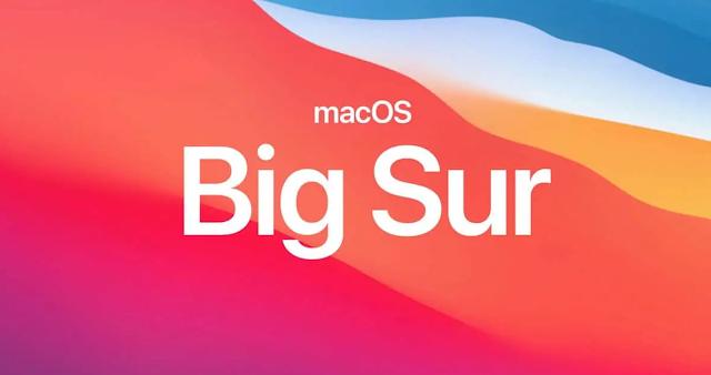 أصدرت شركة آبل تحديث macOS Big Sur 11.6.1 RC للمطورين