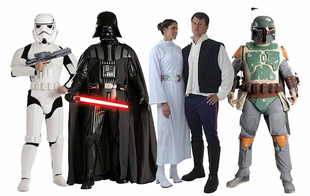 Star Wars group costume ideas