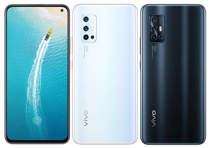 Vivo V17 with punch-hole, L-shape cam, and SD675 released in India