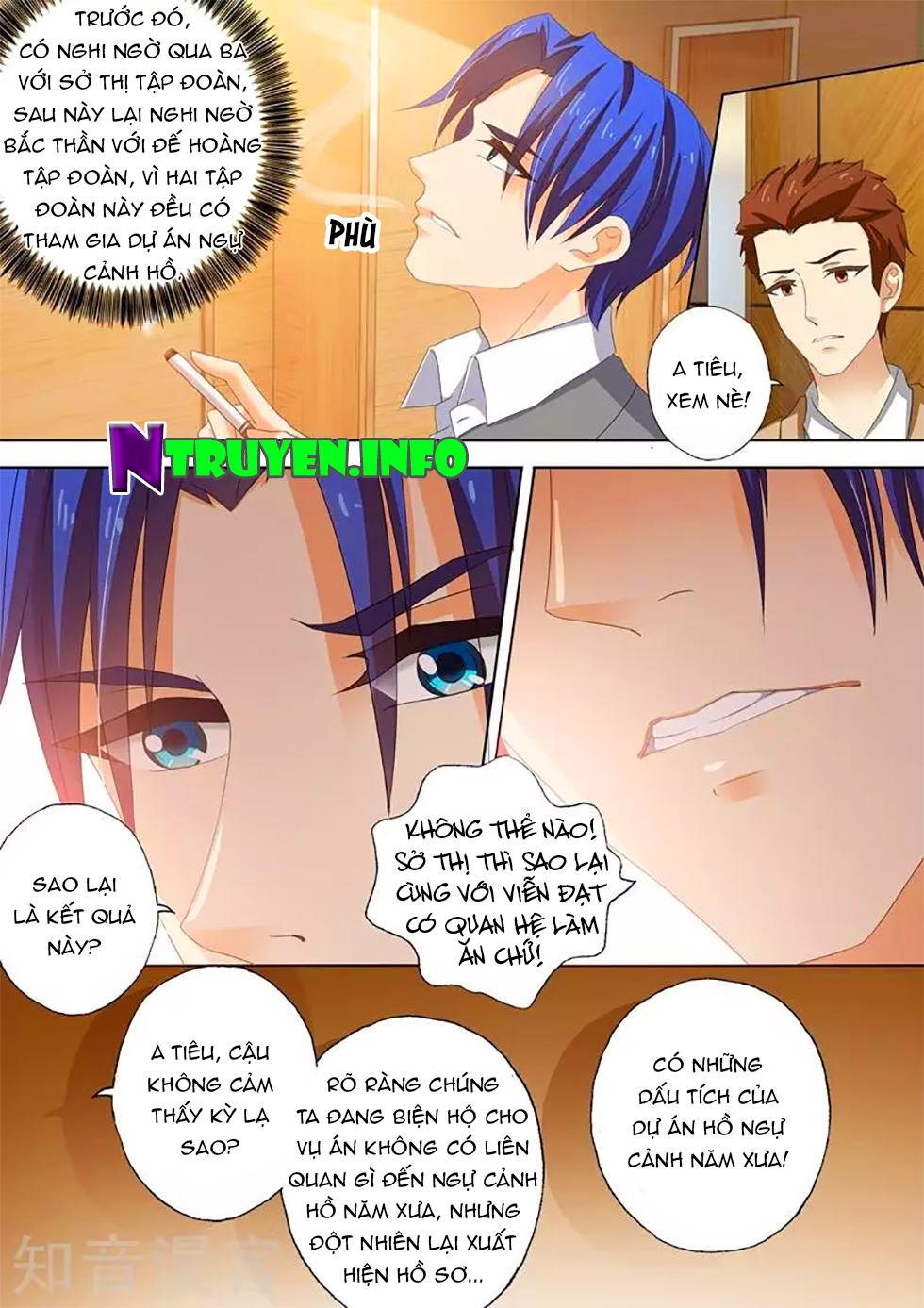 Hào Môn Thiên Giới Tiền Thê chap 305 - Trang 6
