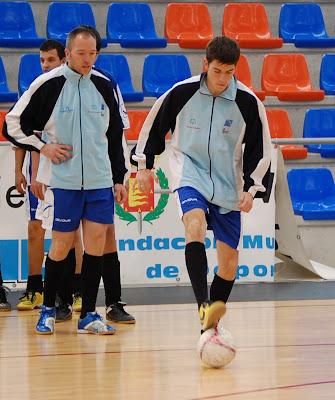 Los salmantinos Carlos Rodríguez y Miguel Ángel Sánchez