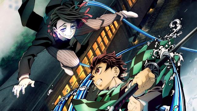 Kimetsu no Yaiba The Movie: Mugen Train