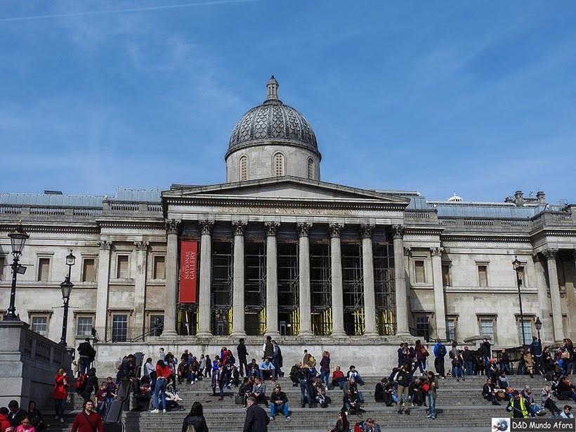 Galeria Nacional - 25 melhores museus do mundo pelo Tripadvisor