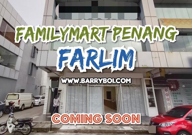 FamilyMart Farlim Penang Penang Blogger Influencer