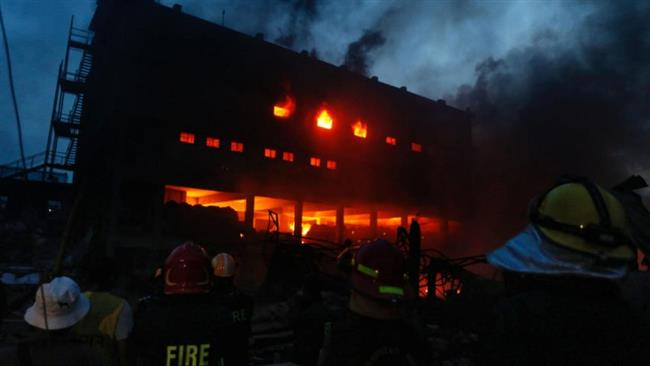 8 dead, 50 injured in Bangladesh garment factory blast