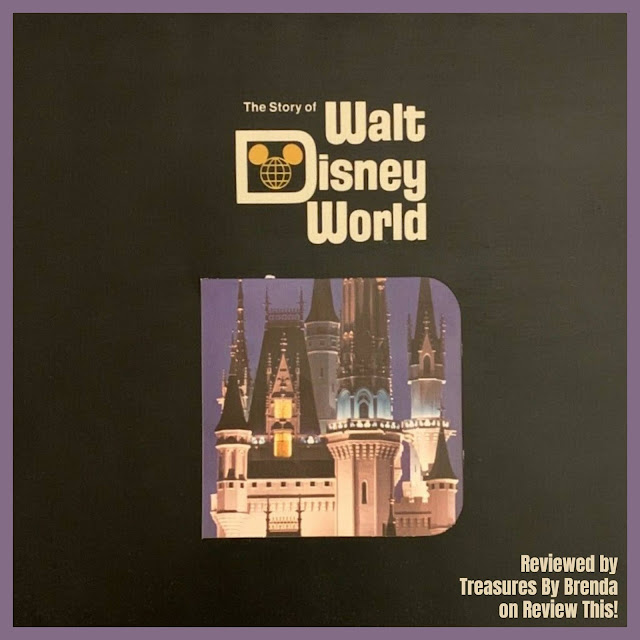 The Story of Walt Disney World: A book review of the 1971 souvenir book, which features pictures, information and illustrations of the park when it first opened.