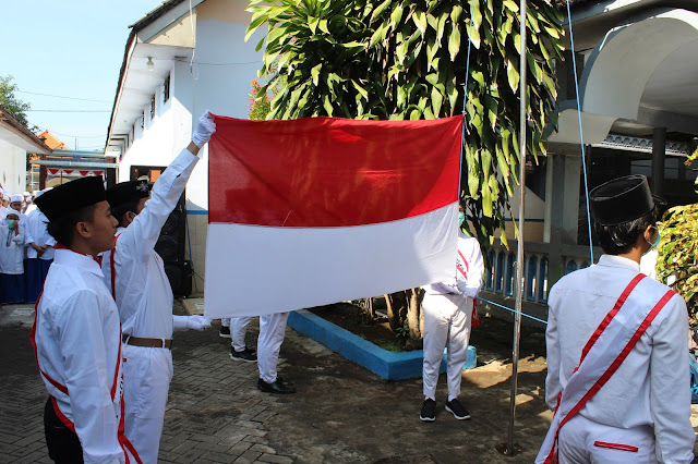 PPRU 1 Kembali Adakan Upacara Hari Santri Nasional;