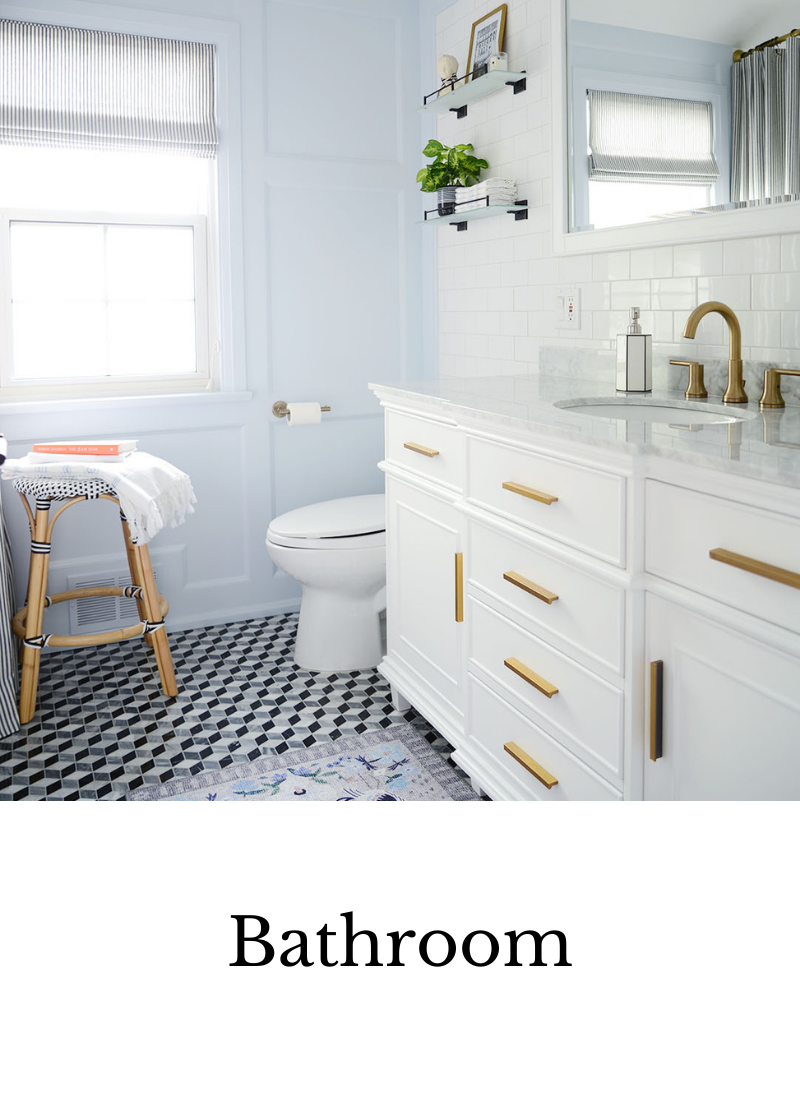 bathroom home decor projects