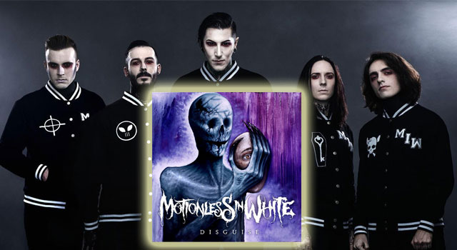 Motionless In White - Disguise 2019