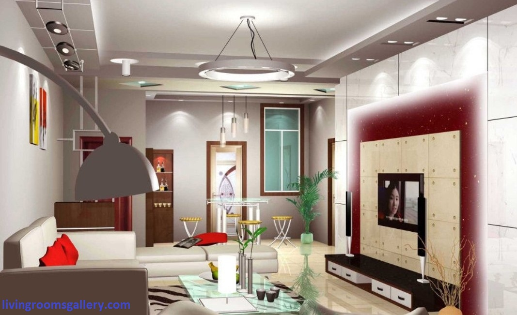 Modern luxurious cupboard designs in living room 2016 for Latest living room designs 2016