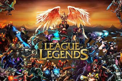 League of Legends Menjadi Permainan eSports Populer Sepanjang Masa