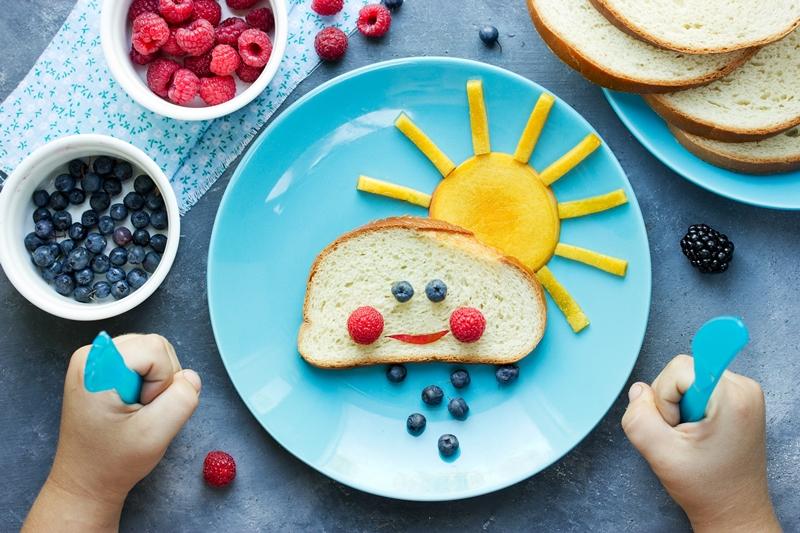 Çocuklarda yemek alışkanlığı önerileri