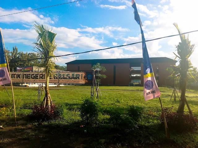 SMK Negeri 2 Mabaidul Ihsan Tegalsari Banyuwangi
