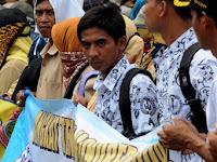 FHK2I : Pemerintah Semena-mena Menjadikan Honorer K2 Sampah Negara