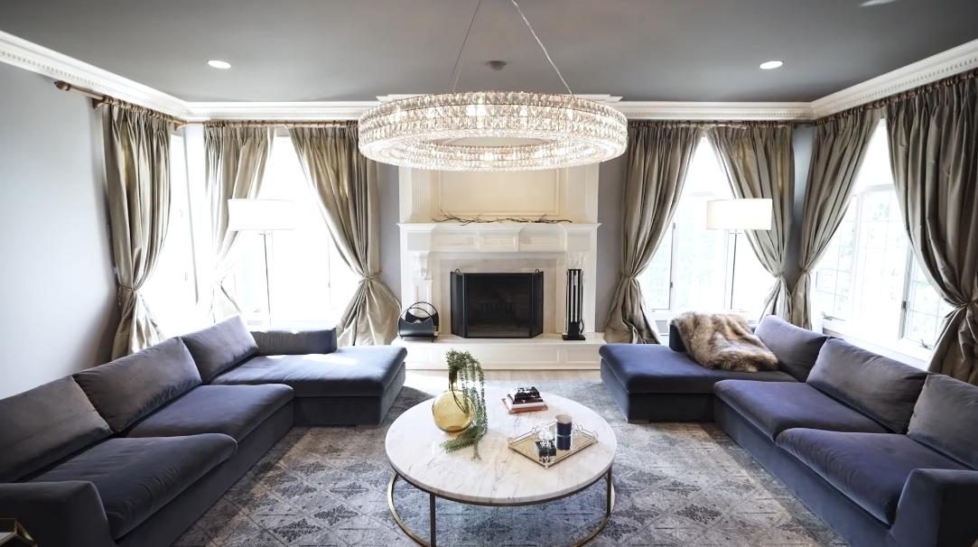 51 Interior Design Photos vs. 10 Mcgrath Dr, Cresskill, NJ Luxury Home Tour