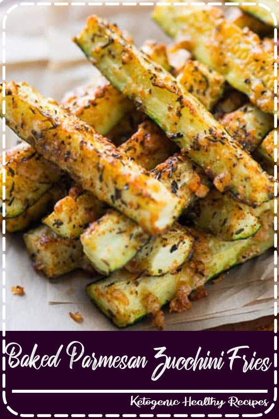 These are so good. You may never go back to regular fries again. Well, at least not as often. There's no bread crumbs so they're a little healthier than most zucchini fries recipes.