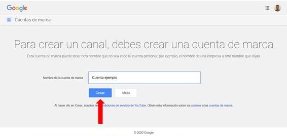 gestionar cuentas de youtube