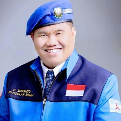 H.Sugianto Nangolah, SH, M.Hum :  Pilkada 2020, Demokrat Jabar Targetkan Menang Lima Dari Delapan  Kab/kota