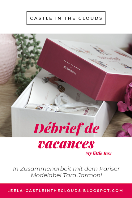 My little Box Débrief de vacances x Tara Jarmon September 2019 Pinterest