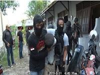 Kapolda Kalteng Pimpin Langsung Penangkapan 15 Terduga Teroris di Palangka Raya