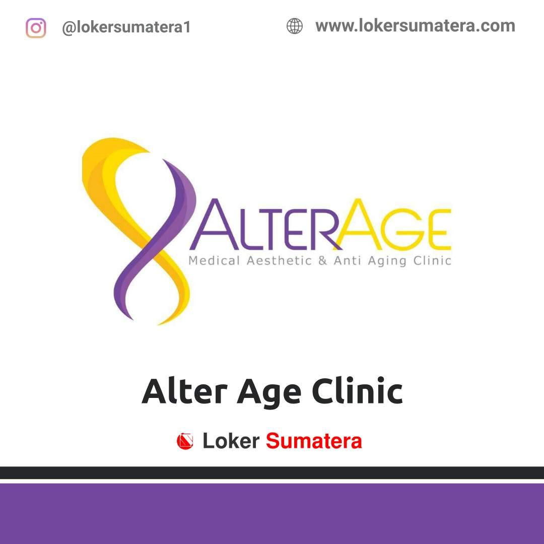 Lowongan Kerja Medan: Alter Age Clinic Maret 2021