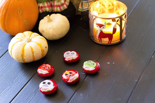mini babybel healthy fall snack