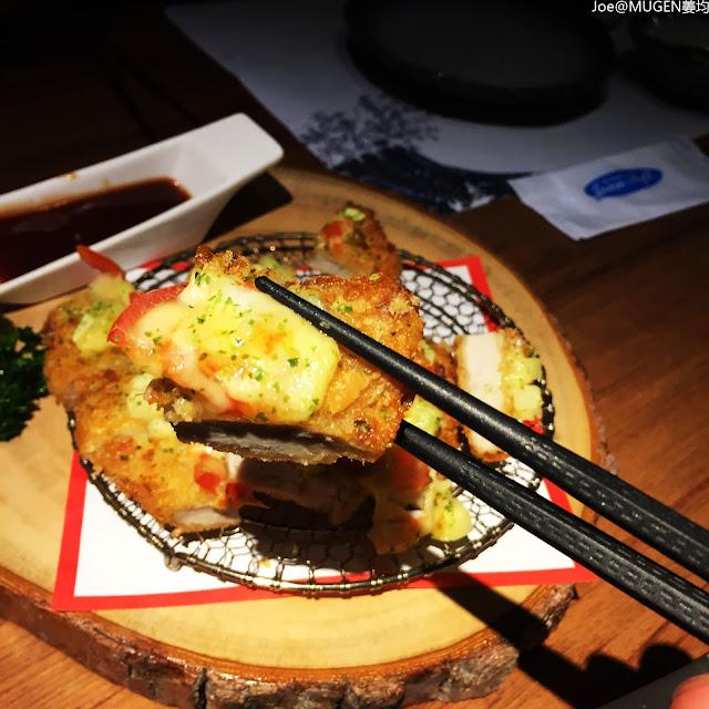 IMG 7455 - 【熱血採訪】一中結合LoungeBar 的 MUGEN 姜均日式手創sushi Bar @空運海鮮@日式手做料理@平價定食