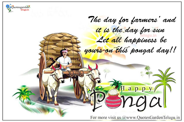Happy Pongal messages hd wallpapers