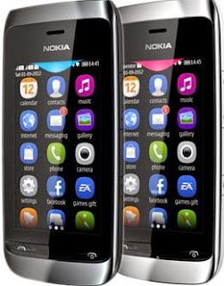 Tutorial Cara Flash Nokia Asha 309 RM-843 Tanpa Box - Instal Ulang Android