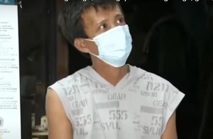Curfew violator, nahulihan umano ng droga; perang ipinambili, galing daw sa ayuda