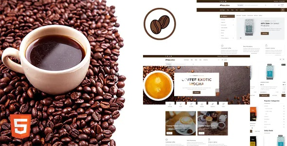 Best Coffee Shop Template