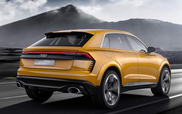 Audi Q8: novo teaser revelado