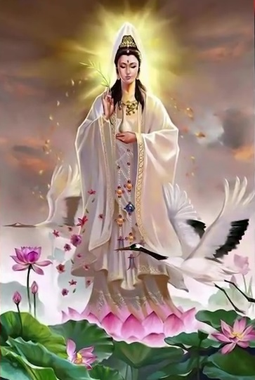 Chinese Gods and Goddesses Guanyin