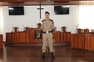 O novo comandante será o tenente-coronel Paulo Henrique que vem da capital