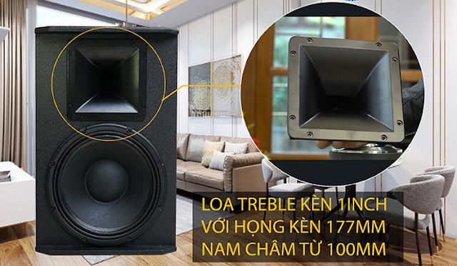 Loa karaoke HAS FS110
