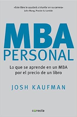 MBA Personal Josh Kaufman