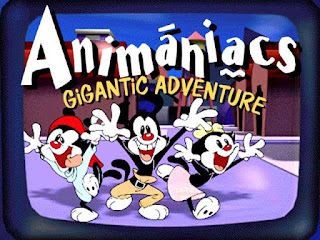 Animaniacs - A Gigantic Adventure