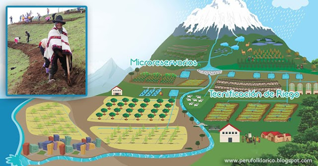 La siembra y cosecha de agua: un sistema ancestral de la cultura hídrica andina [VÍDEO]