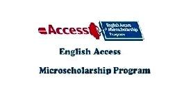 English Access Micro-Scholarship Program Latest  Jobs 2021