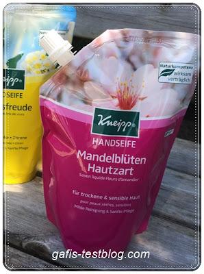 Kneipp Handseife Mandelblüten Hautzart