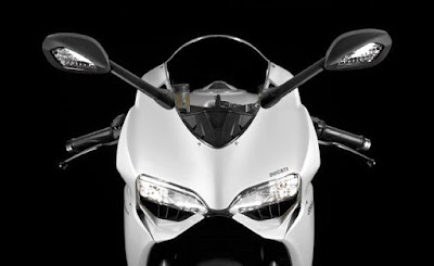 2016 Ducati 959 Panigale Super Bike front headlight image