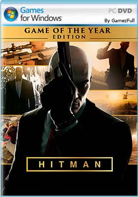 Hitman Game of the Year Edition PC Full Español