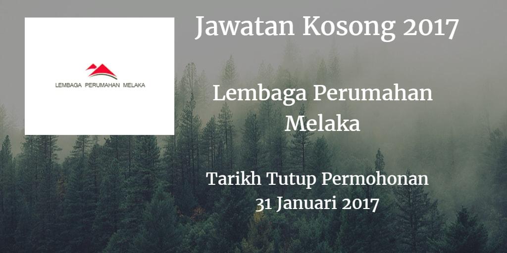 Jawatan Kosong LPNM 31 Januari 2017