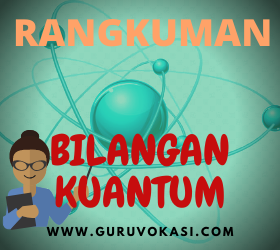 rangkuman bilangan kuantum