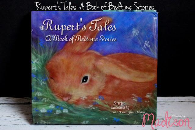 Rupert's Tales: A Book of Bedtime Stories - AnnMarie John