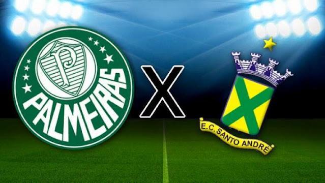 Onde assistir Palmeiras x Santo André Quartas de finais