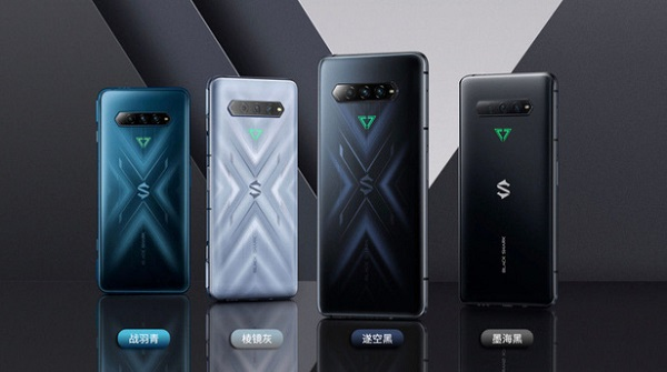 Xiaomi Black Shark 4 - 4 Pro cấu hình giá bán