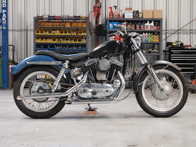 South Bay Street Machines: 1966 XLCH in stock