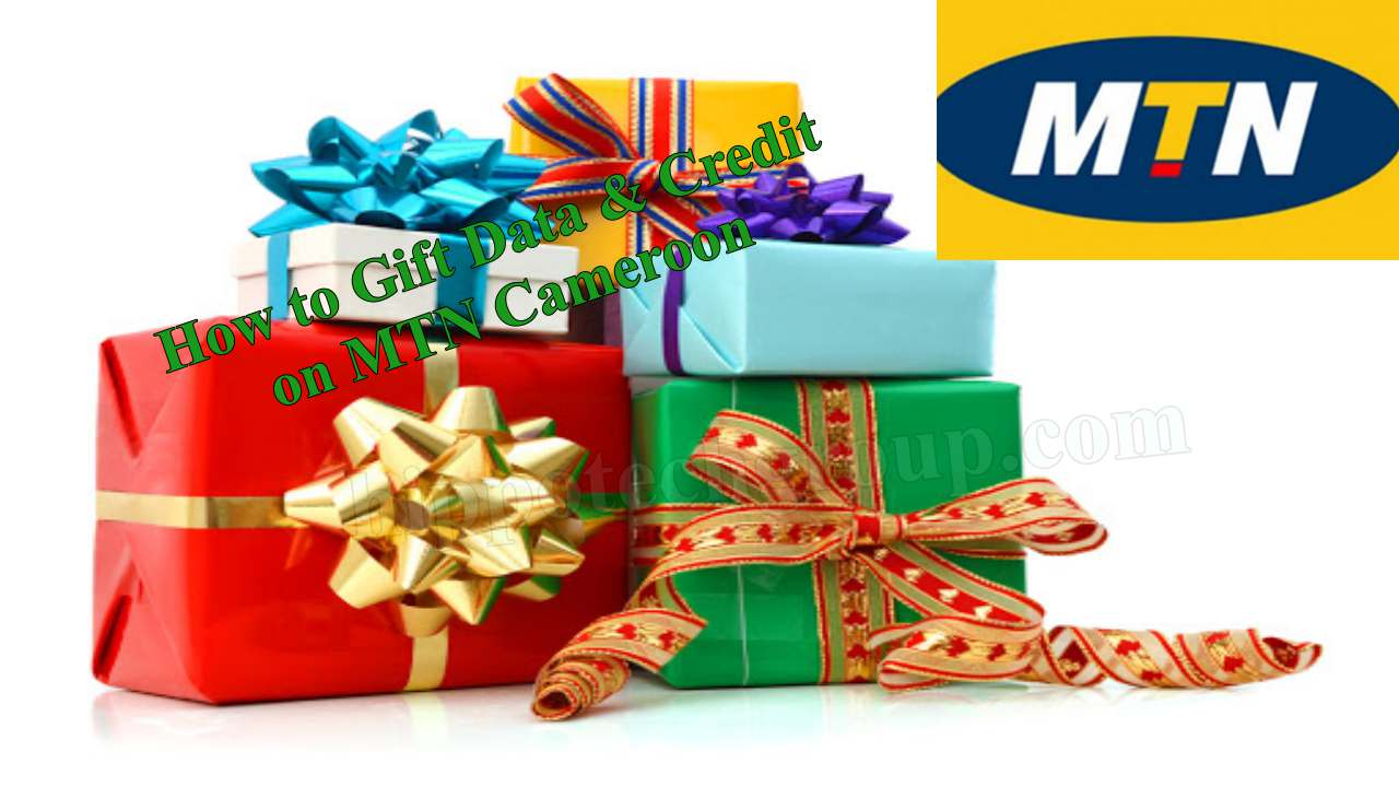 How to Gift Data and Credit on MTN Cameroon (Send/Transfer)